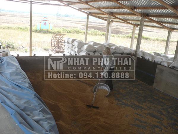 Huong dan van hanh may say nong san SUSAY dang vi ngang